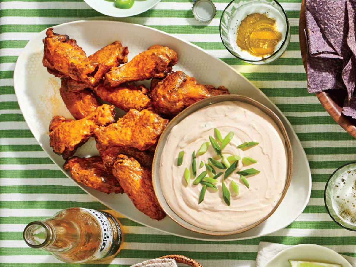 Nashville Hot Chicken Dip image