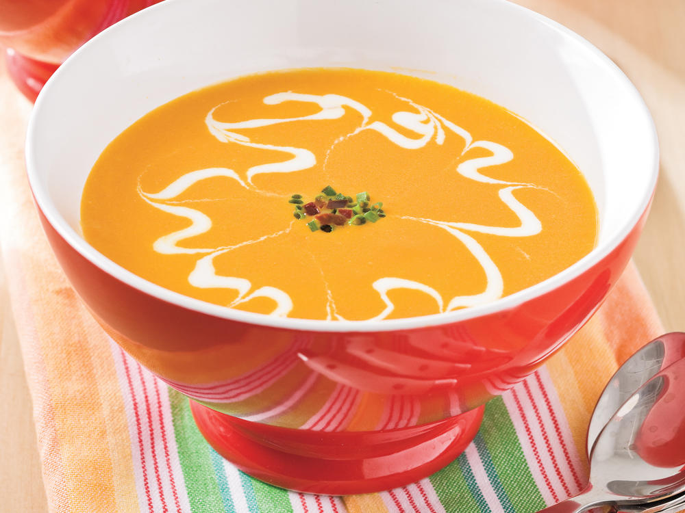 Baby Carrot Soup