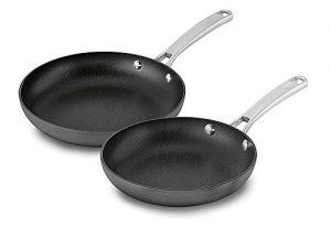 Calphalon 2 Piece Classic Nonstick Fry Pan Set, Gr...