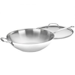 Cuisinart 726-38H Chef's Classic Stainless 14-Inch...