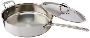 Cuisinart 733-30H Chef's Classic Stainless 5-1/2-Q...