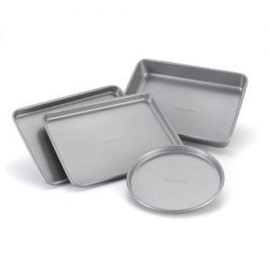 Farberware Nonstick Bakeware 4-Piece Toaster Oven ...