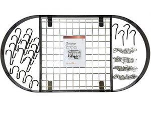 Kinetic Classicor Series Wrought-Iron Oval Pot Rac...
