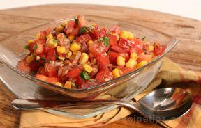Tomato and Corn Salsa Recipe