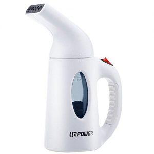 URPOWER Garment Steamer 130ml Portable Handheld Fa...