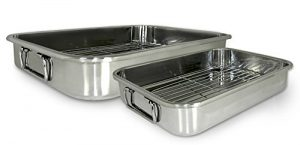 Cook Pro 561 4-Piece All-in-1 Lasagna and Roasting...