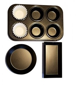 Easy Bake Oven Extra Pan Set of 3 Replacements Non...