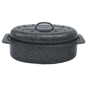 Granite Ware 6106-2 Covered Oval Roaster