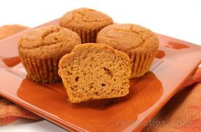 Pumpkin and Ginger Seasoned Muffins Recipe